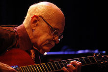 Stage guitare jim hall