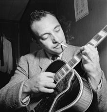 stages guitare Django Reinhardt