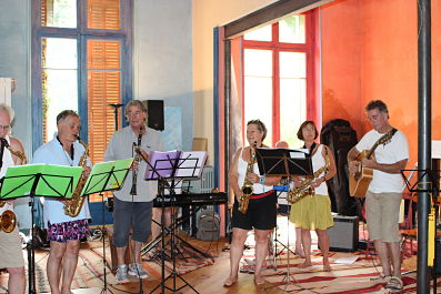 stage musique aout jazz